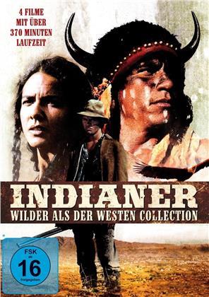 Indianer – Wilder als der Westen Collection - Der Letzte Mohikaner / Black Robe / Der letzte seines Stammes / Er kam aus der Sonne