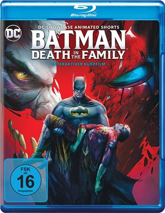 Batman - Death In The Family - Interaktiver Kurzfilm (2020)