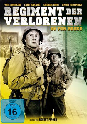 Regiment der Verlorenen - Go for Broke (1951)