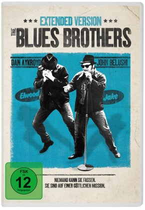 The Blues Brothers (1980) (Uncut)