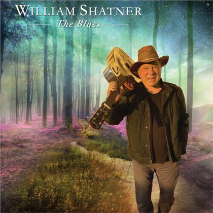 William Shatner, Kirk Fletcher & Brad Paisley - Blues (Colored, LP)