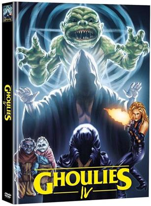 Ghoulies 4 (1994) (Super Spooky Stories, Limited Edition, Mediabook, 2 DVDs)