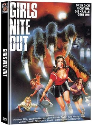 Girls Nite Out (1982) (Super Spooky Stories, Limited Edition, Mediabook, 2 DVDs)