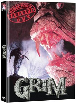 Grim (1995) (Super Spooky Stories, Director's Cut, Limited Edition, Mediabook, 2 DVDs)