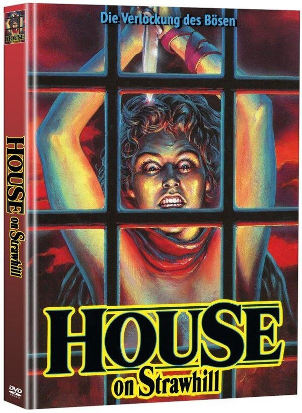 House on Strawhill (1976) (Super Spooky Stories, Limited Edition, Mediabook, 2 DVDs)