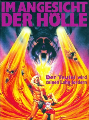 Im Angesicht der Hölle (1987) (Super Spooky Stories, Limited Edition, Mediabook, 2 DVDs)