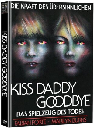 Kiss Daddy Goodbye (1981) (Super Spooky Stories, Limited Edition, Mediabook, 2 DVDs)