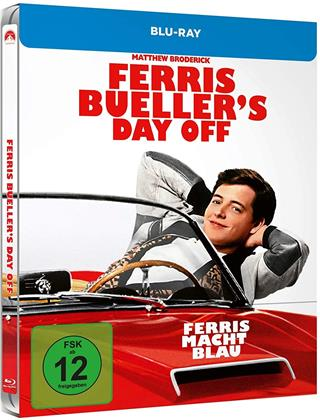 Ferris macht blau (1986) (Limited Edition, Steelbook)