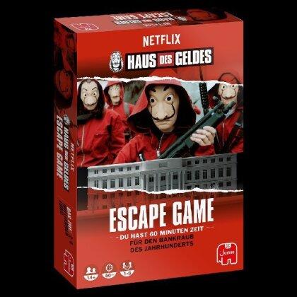 Haus des Geldes Escape Game - ab 14 Jahren, 1-8 Spieler