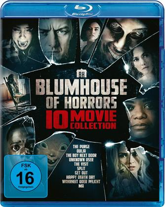 Blumhouse Of Horrors (10 Blu-rays)