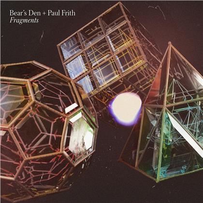 Bear's Den & Paul Frith - Fragments (Limited, Clear Vinyl, LP)