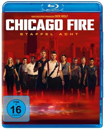 Chicago Fire - Staffel 8