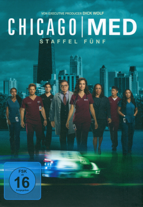 Chicago Med - Staffel 5 (6 DVDs)