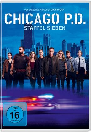 Chicago P.D. - Staffel 7 (6 DVDs)