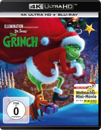 Der Grinch (2018) (4K Ultra HD + Blu-ray)