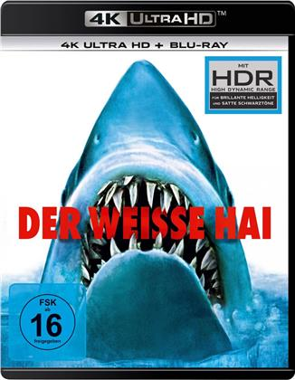 Der weisse Hai (1975) (4K Ultra HD + Blu-ray)