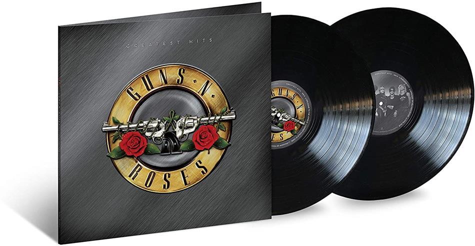 Guns N' Roses - Greatest Hits (2020 Reissue, 2 LPs)