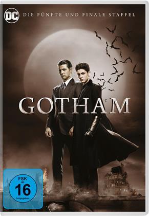 Gotham - Staffel 5 (5 DVDs)