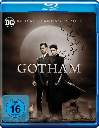 Gotham - Staffel 5 (4 Blu-rays)