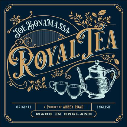 Joe Bonamassa - Royal Tea (Gatefold, LP + Digital Copy)