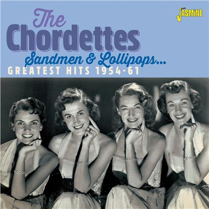 Chordettes - Sandmen & Lollipops: Greatest Hits 1954-1961