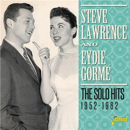 Eydie Gorme & Steve Lawrence - Solo Hits 1952-1962