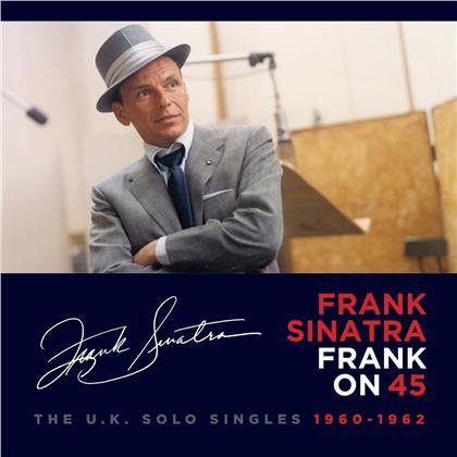 Frank Sinatra - Frank On 45: The Uk Solo Singles 1960-1962