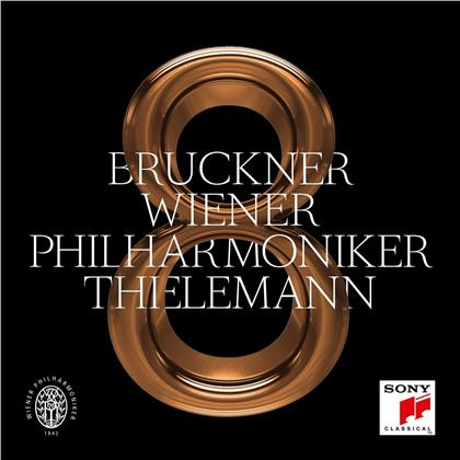 Anton Bruckner (1824-1896), Christian Thielemann & Wiener Philharmoniker - Symphony No. 8 (Edition Haas)