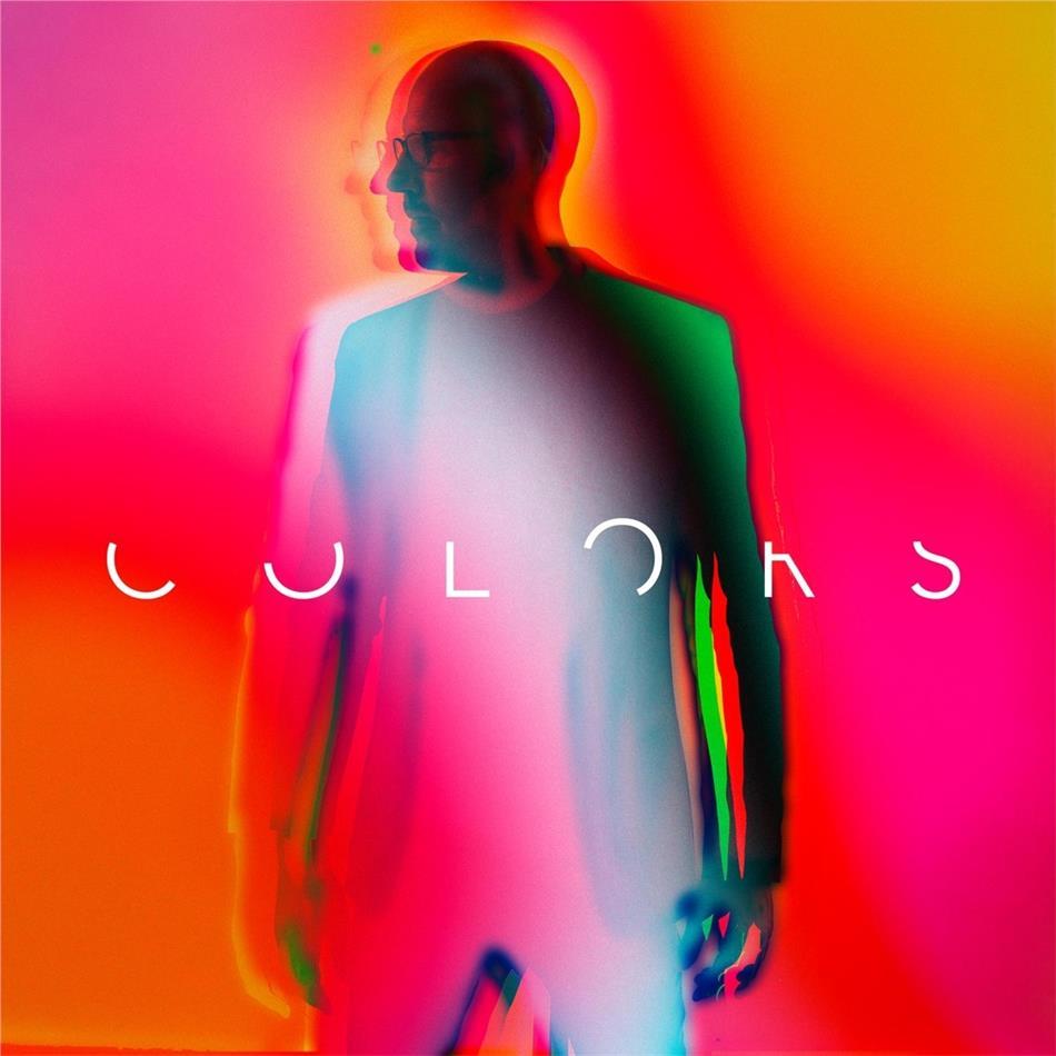 Christopher von Deylen (Schiller) - Colors (Super Deluxe Edition, Limited Edition, 2 CDs + Blu-ray)