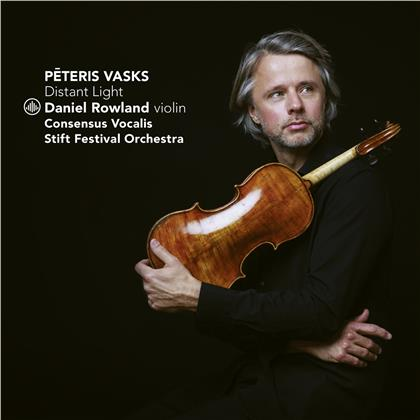 Peteris Vasks (*1946), Benjamin Goodson, Thomas Carroll, Daniel Rowland, Maja Bogdanovic, … - Distant Light