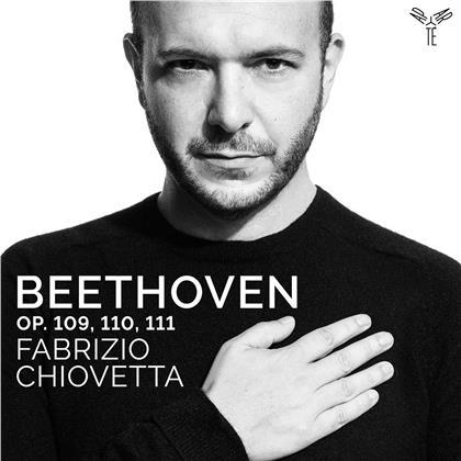 Fabrizio Chiovetta & Ludwig van Beethoven (1770-1827) - Beethoven Op.109-111