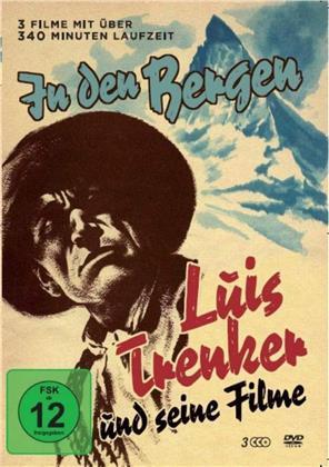 In den Bergen - Luis Trenker und seine Filme (3 DVDs)