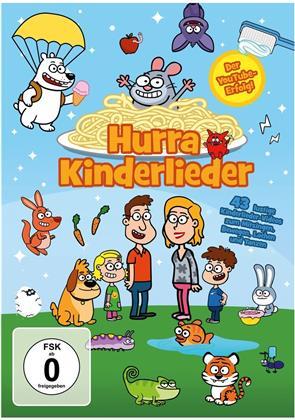 Hurra Kinderlieder - Die DVD
