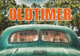 Oldtimer - Vintage Look (Tischkalender 2021 DIN A5 quer)