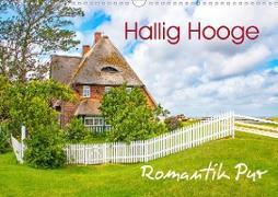 Hallig Hooge - Romantik Pur (Wandkalender 2021 DIN A3 quer)