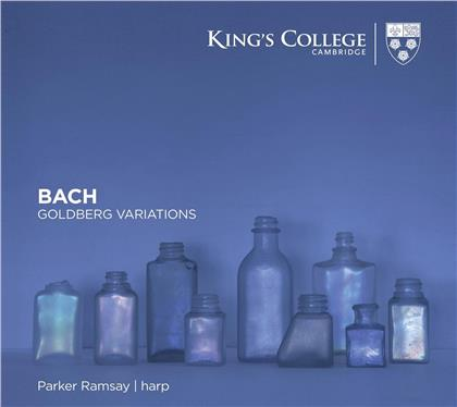 Johann Sebastian Bach (1685-1750) & Parker Ramsay - Goldberg Variationen Arr. Für Harfe