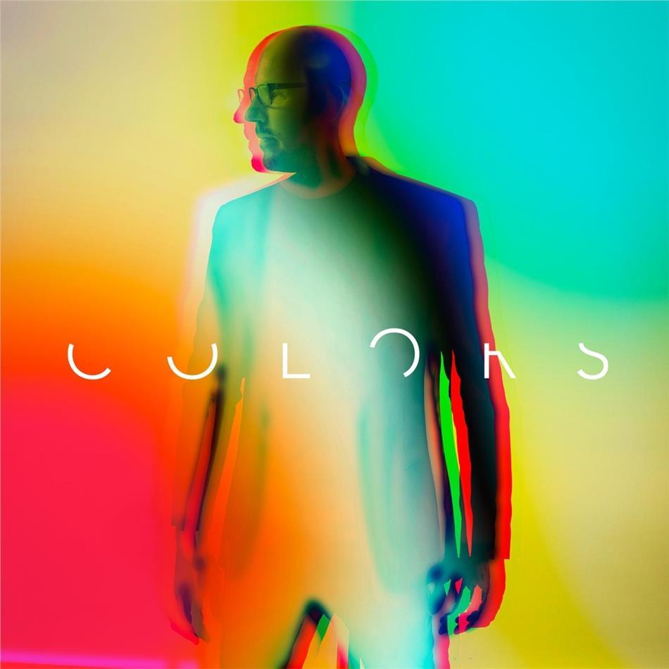 Christopher von Deylen (Schiller) - Colors (Deluxe Edition, CD + Blu-ray)
