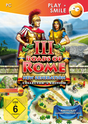 Roads of Rome - New Generation 3