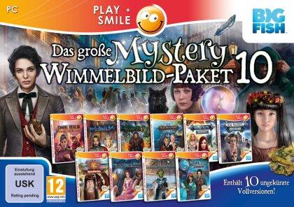 Große Mystery Wimmelbildpaket 10