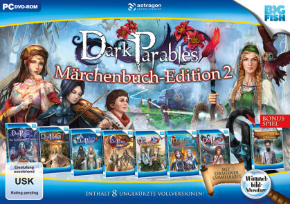 Dark Parables - Märchenbuch 2