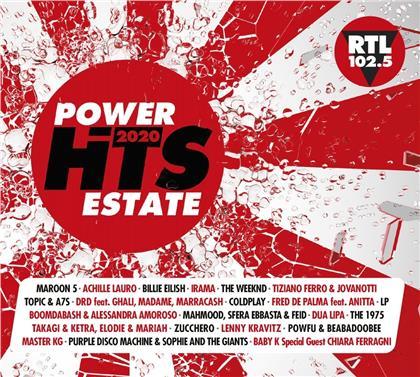 Rtl Power Hits Estate 2020 (3 CDs)