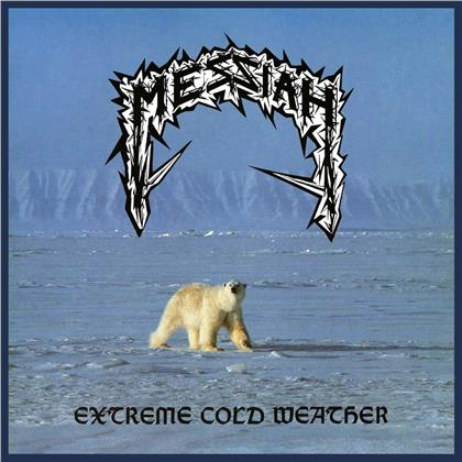 Messiah - Extreme Cold Weather (2020 Reissue, + Poster, High Roller Records, White Vinyl, LP)