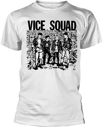 Vice Squad - Last Rockers (White)