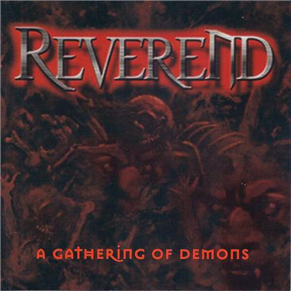 Reverend - A Gathering Of Demons (2020 Reissue)