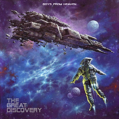 Boys From Heaven - The Great Discovery