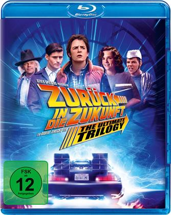 Zurück in die Zukunft - Trilogie (4 Blu-rays)