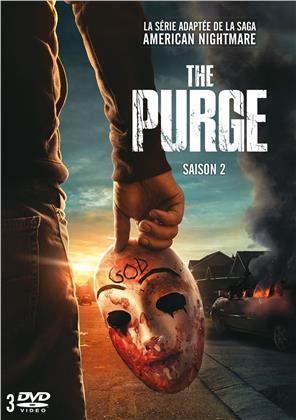 The Purge - Saison 2 (3 DVDs)