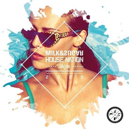House Nation Ibiza 2020 (2CD) (2 CDs)