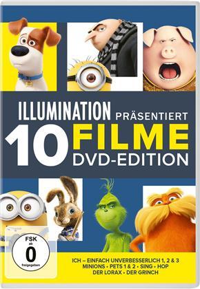 Illumination - 10 Movie Collection (10 DVDs)