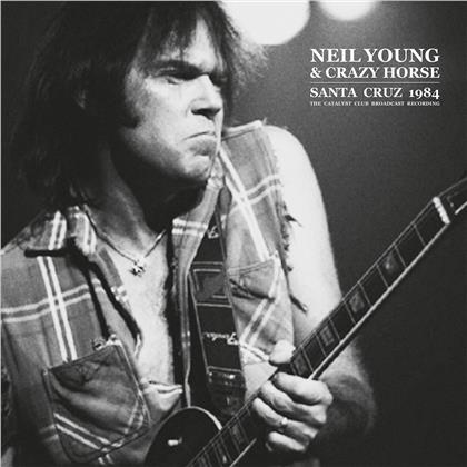 Neil Young & Crazy Horse - Santa Cruz 1984 (2 LPs)